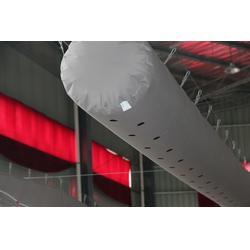 供应布风管-新式中央空调空气分布系统图片