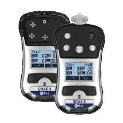 便携式复合气体检测仪,华瑞QRAE3首款无线四合一气体检测报警器图片