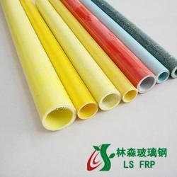 厂家直销玻璃钢圆管,品质高优,玻璃钢圆管就找林森图片