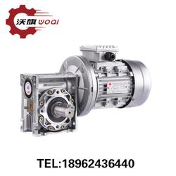 NMRV63-Y0.55/4P-60-F1-W1-0铝合金方箱减速电机图片