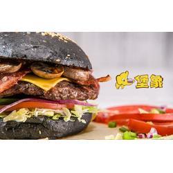 堡象汉堡加盟-蓝胜餐饮汉堡加盟店大概要多少钱图片