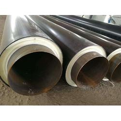 保温钢管 聚氨酯发泡保温管道 钢套钢保温图片
