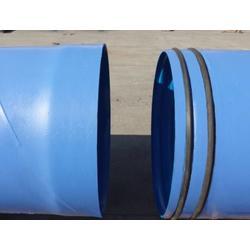各种口径承插式涂塑复合钢管图片
