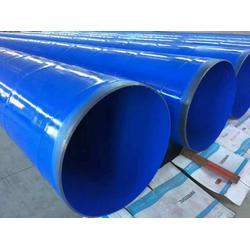 单层双层热熔结环氧粉末涂塑钢管图片