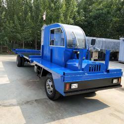 厂家定做四不像运输车 5吨拉钢筋平板车 全新加长自卸多功能运输车图片
