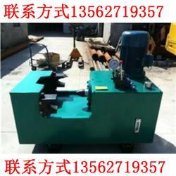 YJZ-1500工字钢调直机高精度单臂液压机工字钢校直机图片