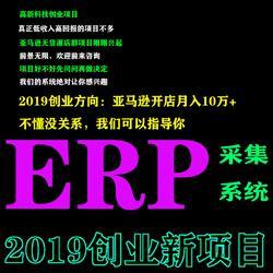 无货源店群ERP系统代理亚马逊开店上货软件自动翻译