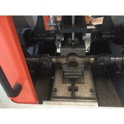 卧式四轴多轴钻孔攻丝一体机水表加工设备图片