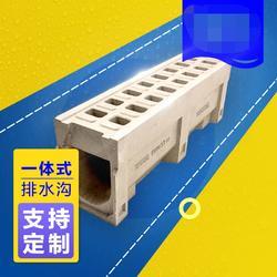一体式成品排水沟,一体式排水沟图片