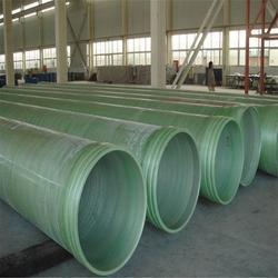 玻璃钢管道1大口径玻璃钢夹砂管道1排污管道图片