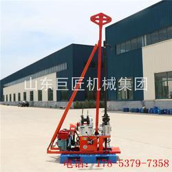 畅销YQZ-30型液压轻便钻机全自动地质钻探取芯钻机液压加压图片
