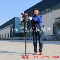 巨匠暢銷QTZ-2汽油動力土壤采樣器便捷式取土樣鉆機大廠家值得信賴圖片