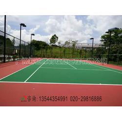 网球场施工建设厂家-专业标准网球场工程建设图片