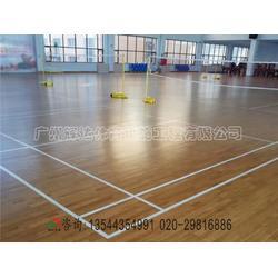 室内羽毛球场-室内木地板羽毛球场专业建设厂家