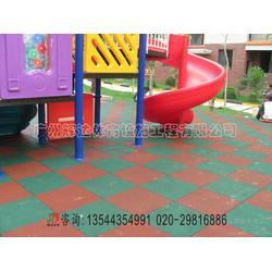安全地垫施工建设及安全地垫材料生产厂家图片