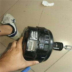大眾途銳剎車大力鼓 ASB總泵 剎車分泵原裝拆車件配件圖片