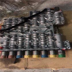 出售路虎揽胜变速箱 电磁阀 油路板 阀体 离合器原厂拆车件图片