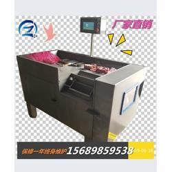 鸭胸肉切丁设备 志兴厂家直销鸭肉串切丁机器(在线联系)质优价惠图片