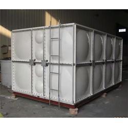 365吨玻璃钢消防水箱定做-绿凯水箱-365吨玻璃钢消防水箱图片