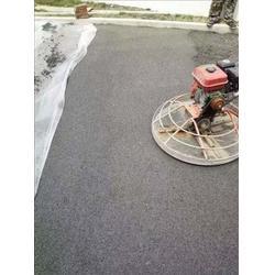 衢州透水混凝土-彩色透水混凝土-弘康透水混凝土施工圖片