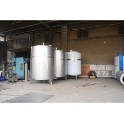 1吨不锈钢运输罐-1吨不锈钢运输罐-久鼎酿酒设备图片