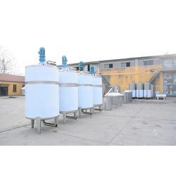 不锈钢啤酒发酵罐-久鼎酿酒设备-不锈钢发酵罐图片