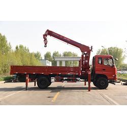 濟寧四通 8噸隨車吊多少錢一輛-8噸隨車吊