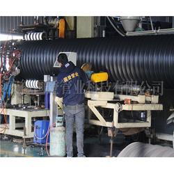 滁州钢带波纹管-安徽国登管业科技公司-钢带波纹管厂家直销图片