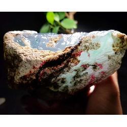 瑞丽市云承翡翠原石 缅甸原石毛料-翡翠图片