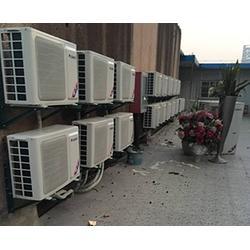 合肥鑫彩制冷设备-工地空调出租多少钱一天-淮南工地空调出租图片