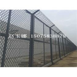 监狱刺丝隔离网 厂家提供监狱刺绳隔离网CAD图纸图片