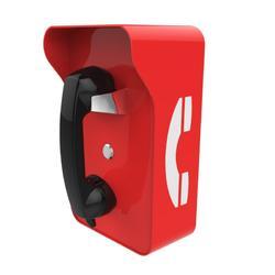 緊急電話主機YT-IPSG/EX08,隧道緊急電話 隧道內緊急電話分機圖片