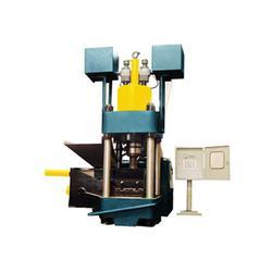 供应废铝屑废铜屑废金属屑屑饼机压块机图片