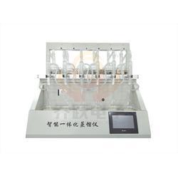 一体化蒸馏仪可单孔单控制图片