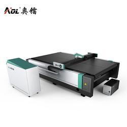 家紡面料振動刀自動裁剪機 奧鐳智能切割機 窗簾自動裁剪機 床上用品切割機圖片
