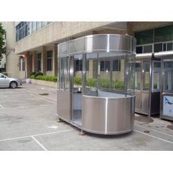 寧夏金同創交通設備內蒙古不銹鋼崗亭您的品質之選 烏海不銹鋼崗亭廠家圖片
