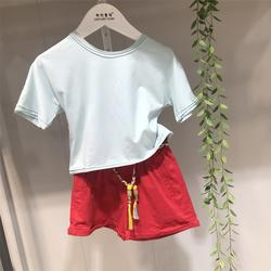 欧卡星儿童服装加盟店2019年夏季新款童装批发