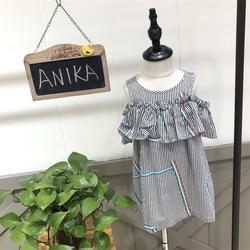 安妮卡品牌童装女童夏装商图片