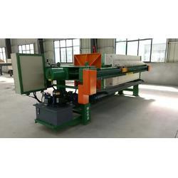 自動翻板傳送帶壓濾機-選購質量可靠的程控全自動接液翻板壓濾機就選宏發化工機械圖片
