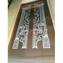 不锈钢电梯板-彩色不锈钢板图片