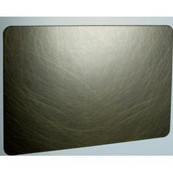 不锈钢古铜拉丝板图片