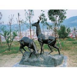 甘肃铜雕-兰州雕塑工程可靠供应商-甘肃罗丹印象雕塑艺术图片