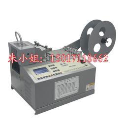绳带切割机切料宽度 公母带热断机 包扎带裁切机速度快图片