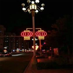 雙面發光燈籠 LED發光中國結 節日燈街道裝飾燈廠家直銷批發
