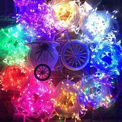 灯光节造型灯厂家 专业十年 LED星星灯串 商场美陈装饰彩灯