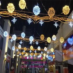 LED路灯杆造型灯 春节街道灯亮化 LED过街灯 节日气氛灯图片