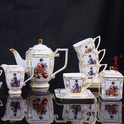 供应合元堂家居咖啡具订做图片