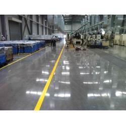 施工效果专业的银川固化地坪 平凉固化地坪漆图片