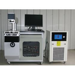 激光打日期喷码镭雕机,CO2激光器充气图片