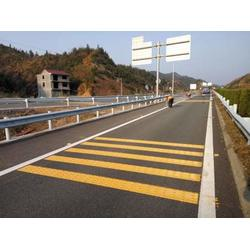 道路标线施工-哈尔滨哪里有供应实惠的道路标线图片